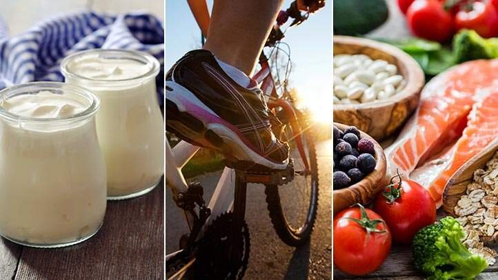 How Diet & Exercise Can Control Diabetes