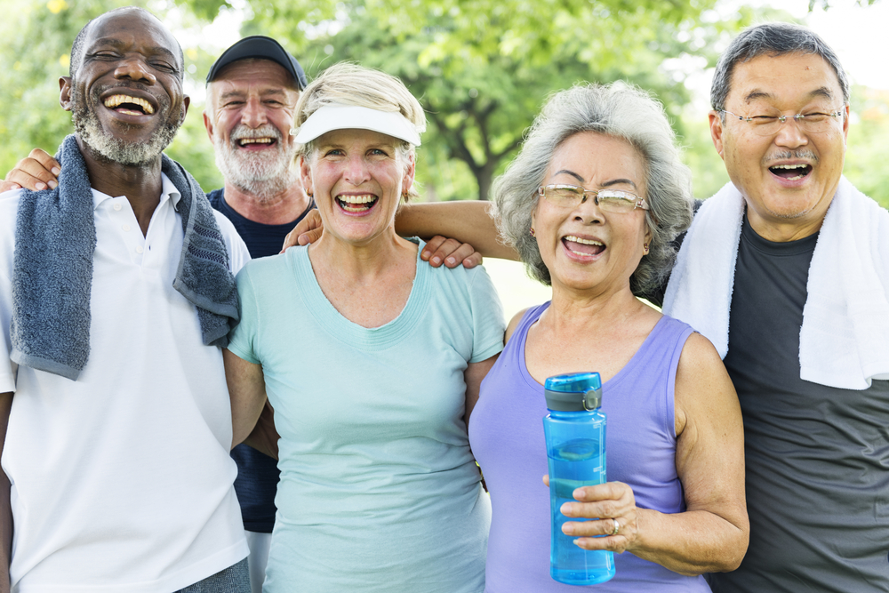 Healthy Lifestyle Rules In Old Age