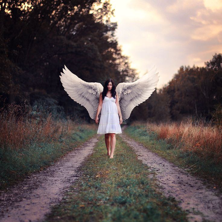 Angel On The Road