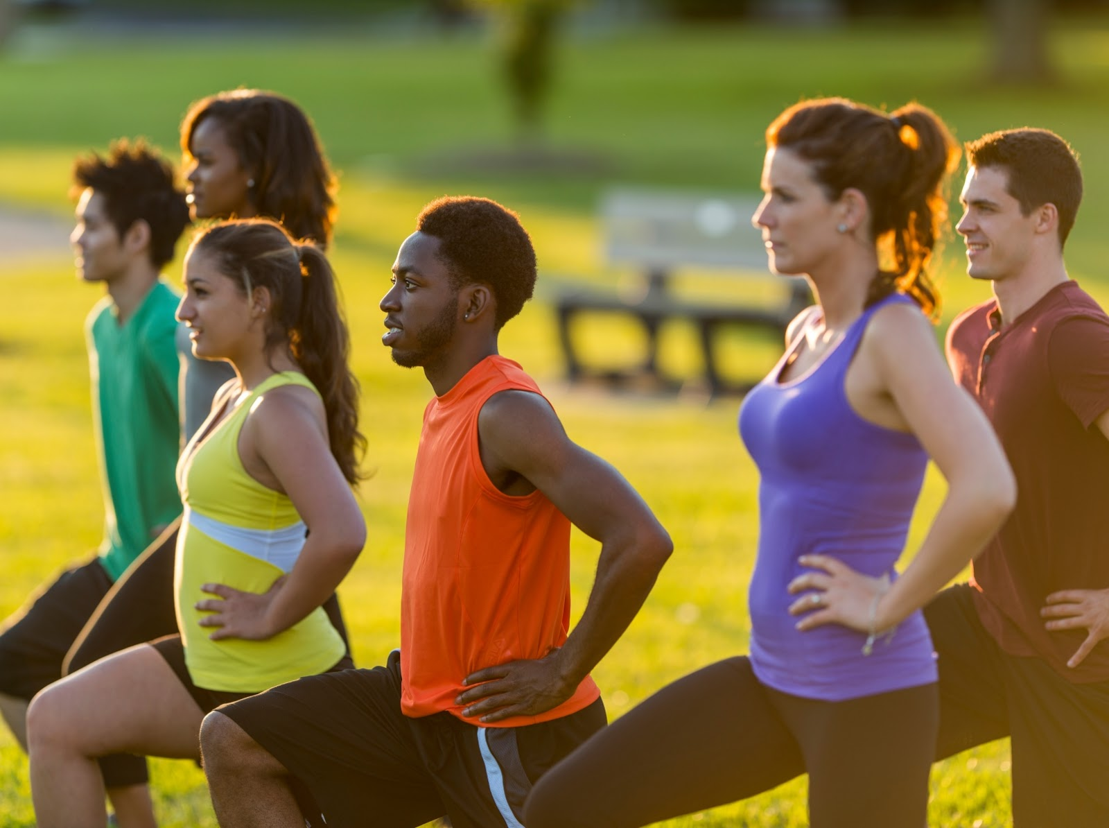 Exercise Clothing Gives Workout An Upswing