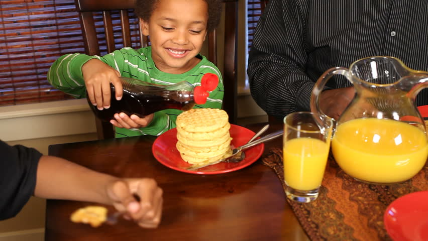 Start Your Child With Healthy Breakfast