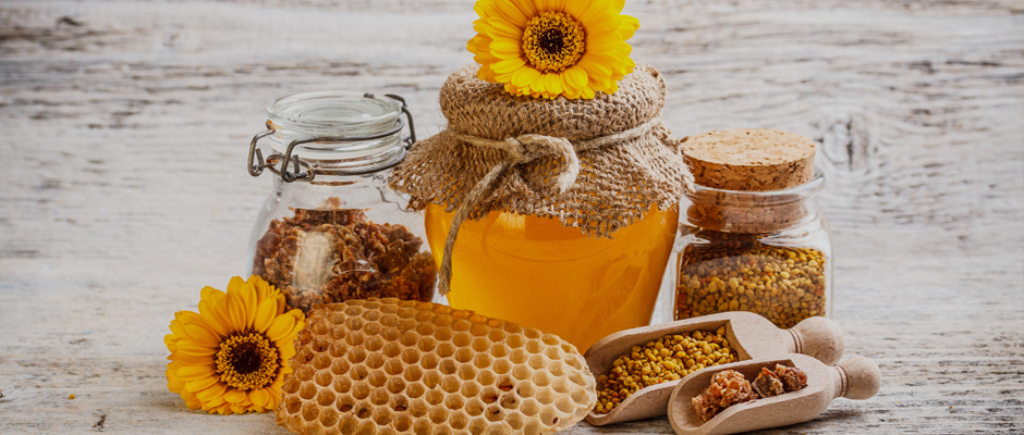 Efficacy of Bee Products As Alternative Therapy