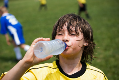 functional beverage role in family recreation