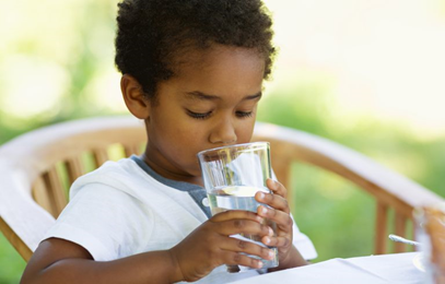 Getting Children To Drink More Water